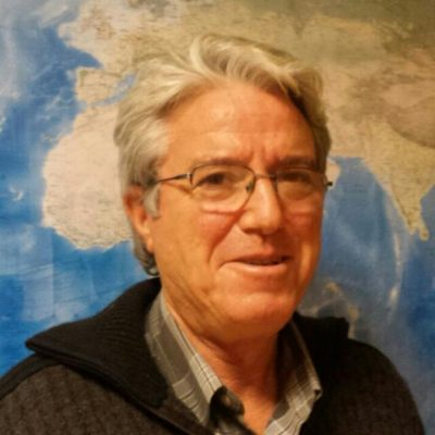 Miquel Garriga - Fundador de GARFEI i membre de l'equip tècnic